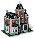 3D-puslespill Victorian Cottage thumbnail