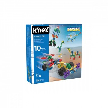 K´nex 10 Model Fun byggesett