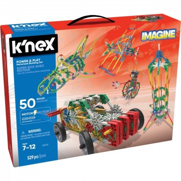 K´nex Power & Play motorisert byggesett