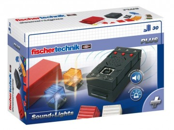 FischerTechnik Sound + Lights