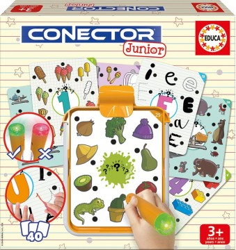 Educa lærespill: Conector Jr. First Learning