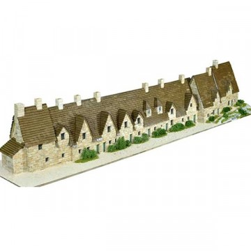 Byggesett for voksne: Bibury Arlington Row