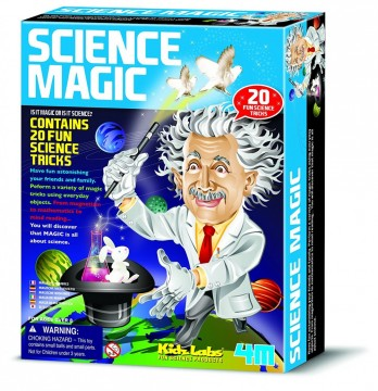 4M Science Magic tryllesett