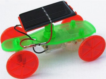 Brainbox Solar Racer