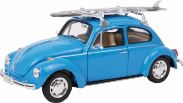 VW Stor boble med surfebrett